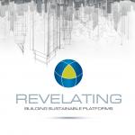 Revelating logo